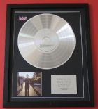 EMBRACE - The Good Will Out CD / PLATINUM PRESENTATION Disc